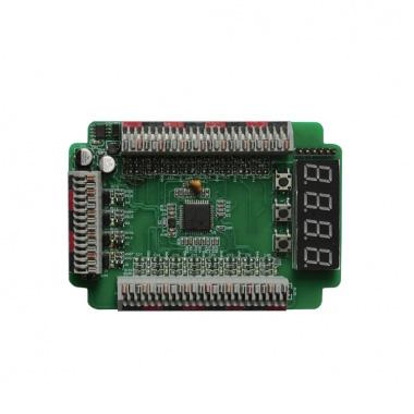 微处理器与逻辑设置传感器盒