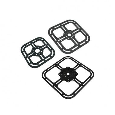 碳纤维方形安装板